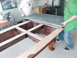 Pool table moves in Pocatello Idaho